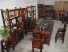 仿古茶几 仿古茶桌 功夫茶桌椅组合 批发供应老船木茶桌