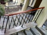 四川鐵藝欄桿 鐵藝樓梯扶手美觀耐用