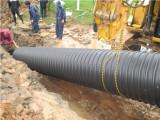 怀化HDPE钢带管联系电话腾达汇泰塑胶公司