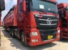 福田欧曼欧曼GTL牵引车司机在开的车子转行出售4年3万公里33万