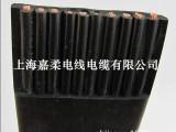 10times1.0mm2扁平电缆 电动伸缩门专用扁电缆 行车扁平电缆线