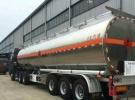 儋州小型蓝牌加油车5吨运油车8吨油槽车40吨铝合金半挂油罐车1年100万公里5.3万