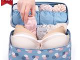 正品DINIWELL韩版内衣收纳包旅行多功能文胸内裤整理包文胸包
