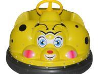 广场儿童车甲壳虫飘逸碰碰车 电瓶碰碰车双人飞碟碰碰车批发价格