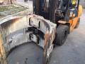 供应二手合力3吨夹包叉车 国产3吨软夹抱叉车