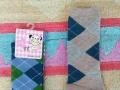 9条打包价【全新】中大儿童纯棉内裤,地板袜