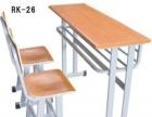 9成新学生课桌椅低价一批转让