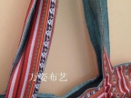 韩版包包民族风包包 云南布料包包手工单肩