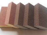 正品英国进口海绵砂 木工 工艺品 模型 油漆抛光海绵砂纸海绵砂块
