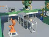 南昌机械设备三维演示动画