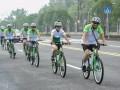春季出行,骑行健身组织策划,武汉东湖绿道骑行春游