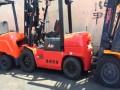 新款二手杭州3吨原版油漆柴油叉车二手2.5吨3吨叉车优惠促销
