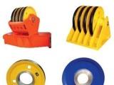 本公司专业制造,热轧滑轮,铸钢滑轮,