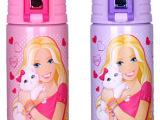 正品供应芭比儿童保温杯 时尚女士水杯 barbie儿童水壶