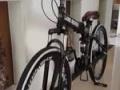山地车自行车路虎折叠一体轮26寸双碟刹27速