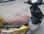 讯鹰125踏板摩托车