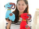 羊年吉祥物神兽羊毛绒玩具羊羚羊公仔大号创意新年年会礼物礼品