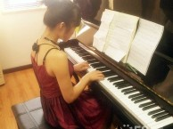 武汉学钢琴 成人流行钢琴零基础开始,简单易学