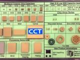 现货电容1206 222J 100V COG