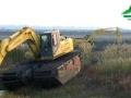 斗山 DX520LC-9C 挖掘机  (疆南水陆挖掘机