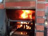 华腾果木牛排炉
