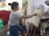 北碚区枫雅美术画室暑期美术培训