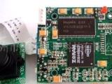 串口采集拍照、录像SD卡存储模块 C68