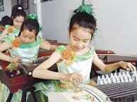 广州萝岗专业古筝培训广州萝岗专业古筝老师