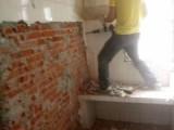 昆山苏州专业拆除拆旧 敲墙铲墙 打瓷砖拆地板 清运垃圾