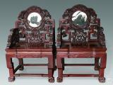老红木椅子回收黄浦区收购老家具商家