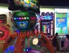 唐山动漫城游戏机赛车液晶屏模拟机动漫设备回收与销售