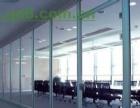 太原兴鑫便宜安装钢化玻璃安装玻璃门禁安装地弹簧