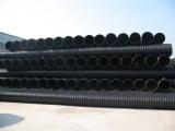 湖南赣南管业株洲中HDPE空壁缠绕管钢带增强螺旋波纹管