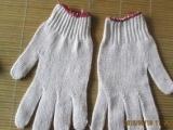 加油站赠品针织棉纱劳保手套 工作手套防护