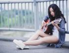 郑州哪里买民谣吉他价格便宜性价比高有民谣吉他培训