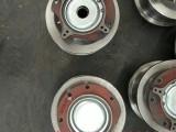 250欧式车轮组 仿科尼天车轮 与欧式端梁配套 球铁轮