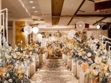 喀什氣球布置婚禮策劃 承接開業年會商場寶寶宴