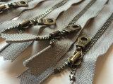 YKK金属拉链青古铜拉链纺织辅料10#青古铜开口箱包钱包拉链