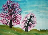 通州武夷花园绘画美术新班开班了