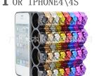 指环王手机壳iphone 5保护壳 5G指环王 5G骷髅头手机壳