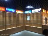 超市煙酒柜臺木質展柜貨架茶葉展示柜禮品陳列柜煙酒柜