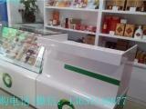 梧州新款烟柜低价木质转角柜玻璃烟草柜商店用烟草公司指定