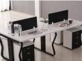 现代简约办公桌椅 4人位6人位办公桌