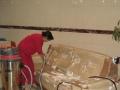 承接地毯清洗、沙发清洗、床垫清洗、地板打蜡、钟点工