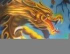 绵阳美诚彩绘 墙绘 3D彩绘