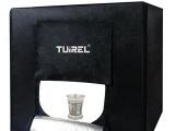 包邮促销便携式LED柔光摄影箱 淘宝拍摄Tuirel-P60摄影