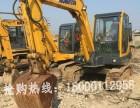 九成新挖掘机出售 二手挖掘机便宜出售
