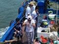 海上游玩拖网捕鱼1300