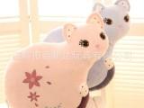 可爱毛绒玩具可爱抱枕动物吉祥物 猫玩具活动礼品