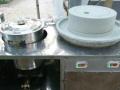 石磨豆浆技术
